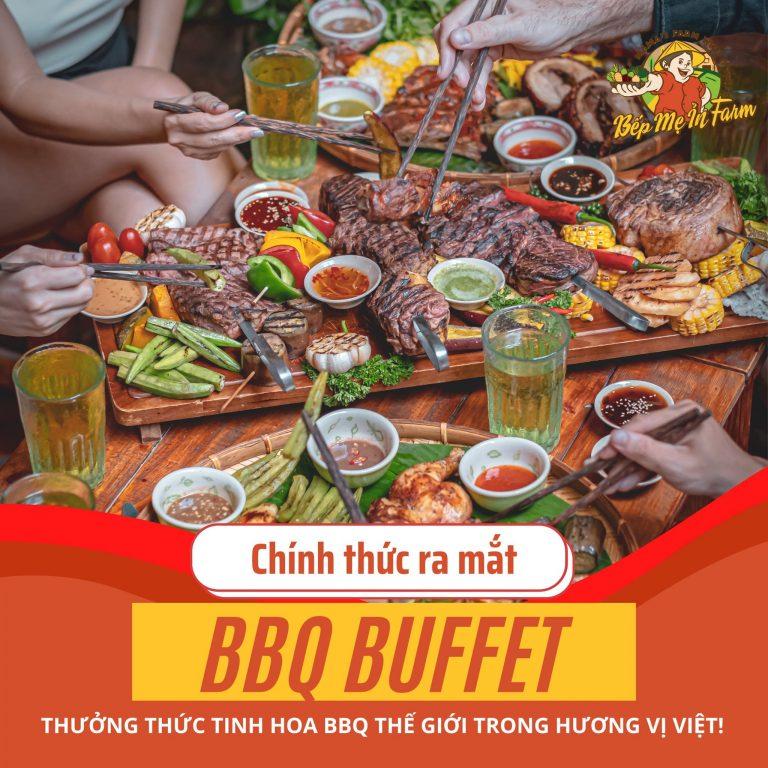 THƯỞNG THỨC BUFFET BBQ THỊT HEO THEO NHIỀU PHONG CÁCH NỔI TIẾNG TRÊN THẾ GIỚI - Bếp Mẹ Ỉn